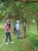 Ostatnia lekcja edukacji leśnej - wycieczka do Gębiczyna