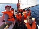 Zakończenie sezonu żeglarskiego na Jeziorze Kierskim